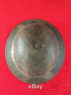 Original US WW1 M1917 Steel Helmet Doughboy AEF Army