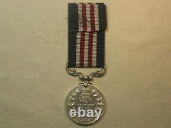 Original WW1 British Military Medal Bravery in the Field