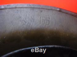 Original WW1 US Army Helmet Doughboy. Hand Painted Insignia. M. T. C. Rare