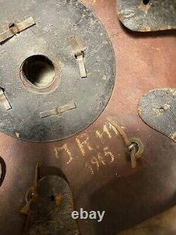Original WW1 WWI German Baden JR 111 Pickelhaube Spiked Helmet Enlisted M15