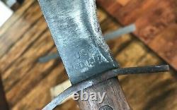 Original Wwi Wwii Usgi 1918 Plumb Bolo Knife & Sheath / Scabbard World War 1