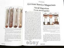 Pistole Parabellum German Ww1 Ww2 P-04 P-08 Luger 3 Volume Reference Book Set