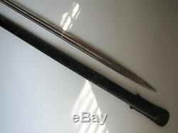 Pre-WWI M1889 German Prussian Infantry Officers Sword withScabbard-Pack, Ohliger&Co
