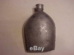 Pre-WWI M1910 Flat-Topped Canteen & Cup With Eagle-Snapped Carrier (RIA 1915) #2