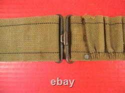 Pre-WWI US Model 1905 Mills Shotgun Shotshell Belt Winchester 97 Trench Gun #8