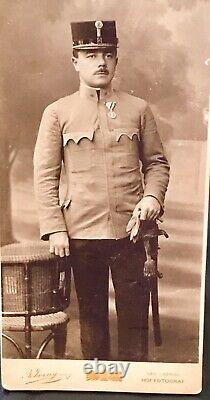 Pre-WW 1, Imperial Austria-Hungary, (Known & Identified) Officers Kappe, KuK