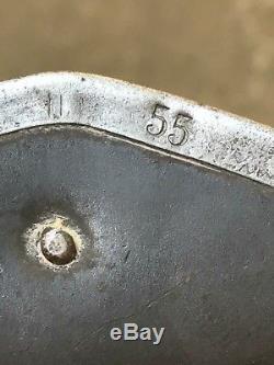 Prussian Jaeger zu Pferde Metalhelme Vintage WW1 Prussian Pickelhaube Helmet