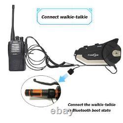 R1 1080P HD Camera Motorcycle Waterproof WiFi Bluetooth Helmet Headset Intercom