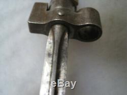 RARE French Lebel Bayonet Polish Re-issue WZ86/93 WW1 WW2 Radom