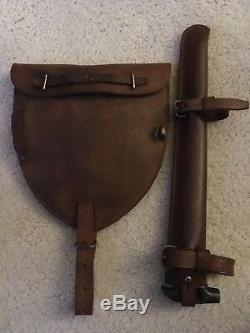 RARE WW1 MODEL 1912 U. S. Cavalry EXPERIMENTAL EQUIPMENT GROUP