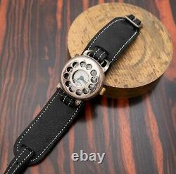 RARE WWI Trench Watch, A Schild 137, Semi-hermetic Case SERVICED WITH WARRANTY