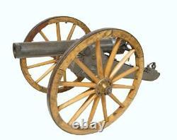 Rare 1875 Krupp Howitzer Mountain Cannon 85mm military German ww2 ww1 wwii ww1