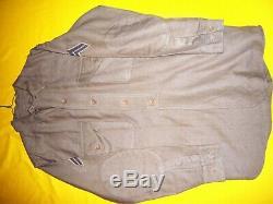 Rare 1917-1919 Documented Usmc Cpl Cuba Wwi Uniform Grouping Glen Gerry Cover