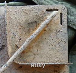 Rare German Brustschild for use eggs WW1 Original