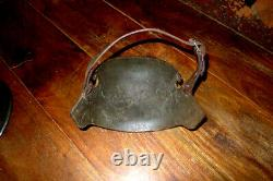 Rare Original Ww1 German Trench Warfare Set Armour Armor Body And Trench Club