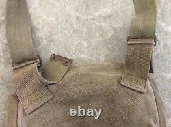 Rare WW1 Mounted Troops Haversack 1916