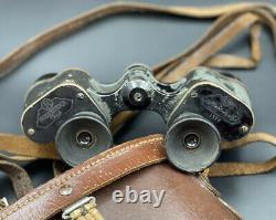 Rare WW1 Ottoman Imperial Army Binoculars Rodenstock 8x27 Turkey Army Fernglas