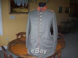 Rare original WW1 german generals tunic