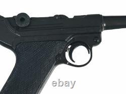 Réplique Luger P08 Denix 1143 Reproduction pistolet FACTICE WW1 WW2 Wehrmacht SS
