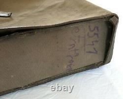 SAC WW1, sac as de carreau, Anthoine, 2 génie, tampon, militaire, AS de CARREAU