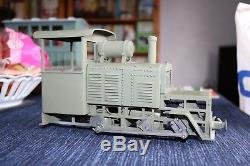 SM32 16mm Scale Garden Railway PDF Models Baldwin WW1 Locomotive 32mm Gauge