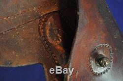 Scarce! Original Wwi M1912 Usmc Dismounted Holster For Colt M-1911 Pistol