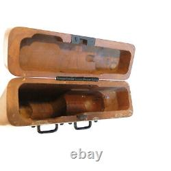 Stock wood Luger P08 ww1 German sniper elite 15 artillerie