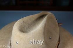 US Pre WW1 US Army Infantry M1911 Campaign Hat Cap. 29th Inf. Reg. Co. A. FINE