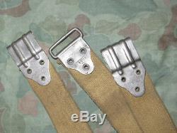 US WW1 M1917 Enfield Springfield 1903 Kerr Nobckl Sling Trench Winchester ORIGIN