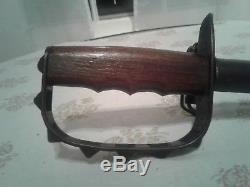 US WW1 Trench Knife