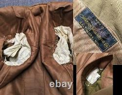 U. S. WWI 87th Division Uniform, tunic, trousers, cap. Named to Soldier