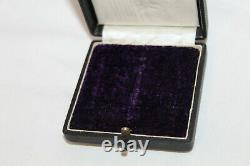 Uraltes Etui Für Orden Ww2 Ww1 Militär Deutsches Reich Eisernes Kreuz Ek
