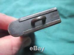 Us Springfield Armory Wwi Army Colt 1911 7 Round Magazine Lanyard Loop Rare Nr