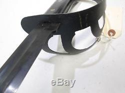 Us Ww1 Or Ww2 Us Navy Sword Cutlass With No Scabbard Minty #w94