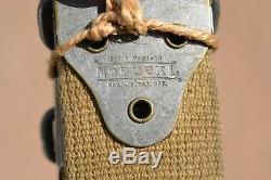 Us Wwii & Wwi Us Khaki Thompson Sling Stamped Nobuckl Pat 1914 Unopened Original