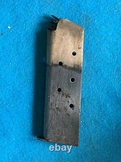 Usgi Genuine Colt Wwi Era Two-tone 1911 B Barnes & Kober-45acp 7-rd Magazine
