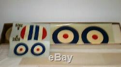 VK Models WWI British Sopwith Camel R/C Model Airplane Kit 1/6th Scale NOS