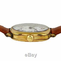 Very Rare Antique WW1 Waltham Officer Trench Watch With Providence