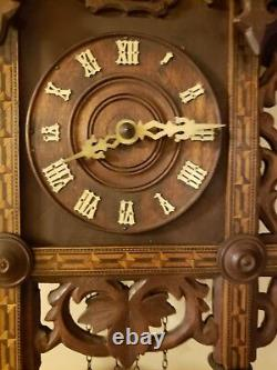 Vintage Pre WW1 German Cuckoo Clock