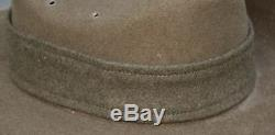 WW1 AIF PUGAREE HAT BAND FOR A SLOUCH HAT REPRODUCTION AUSSIE DIGGER