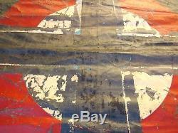 WW1 Aircraft Fabric Skin Cloth & Marking (French / German) WWI Biplane Airplane
