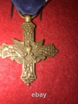 WW1 American DSC French made