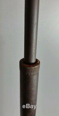 WW1 British Army Bayonet Close Combat Training Aid Practice Spring & Stock RARE