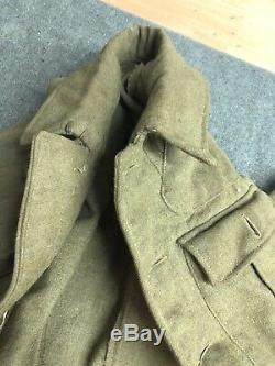 WW1 British Service Dress Tunic Original