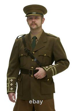 WW1 British army officer FULL UNIFORM made to order