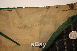 WW1 Canadian CEF 16th Btn Canadian Scottish Uniform Grouping Lot