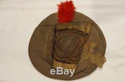 WW1 Canadian CEF Black Watch Officers Balmoral