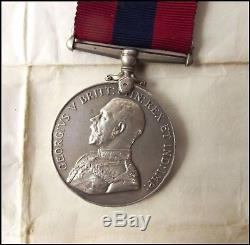 WW1 Distinguished Conduct Medal (D. C. M.) Somerset Light Infantry