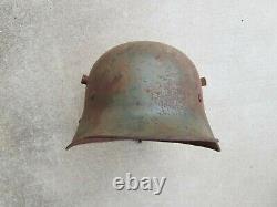 WW1 German Austrian M16 Helmet No Damage Size 66/68