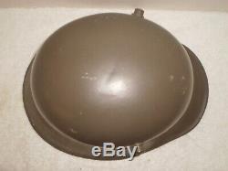 WW1 German/Austrian M17 steel helmet, size 64